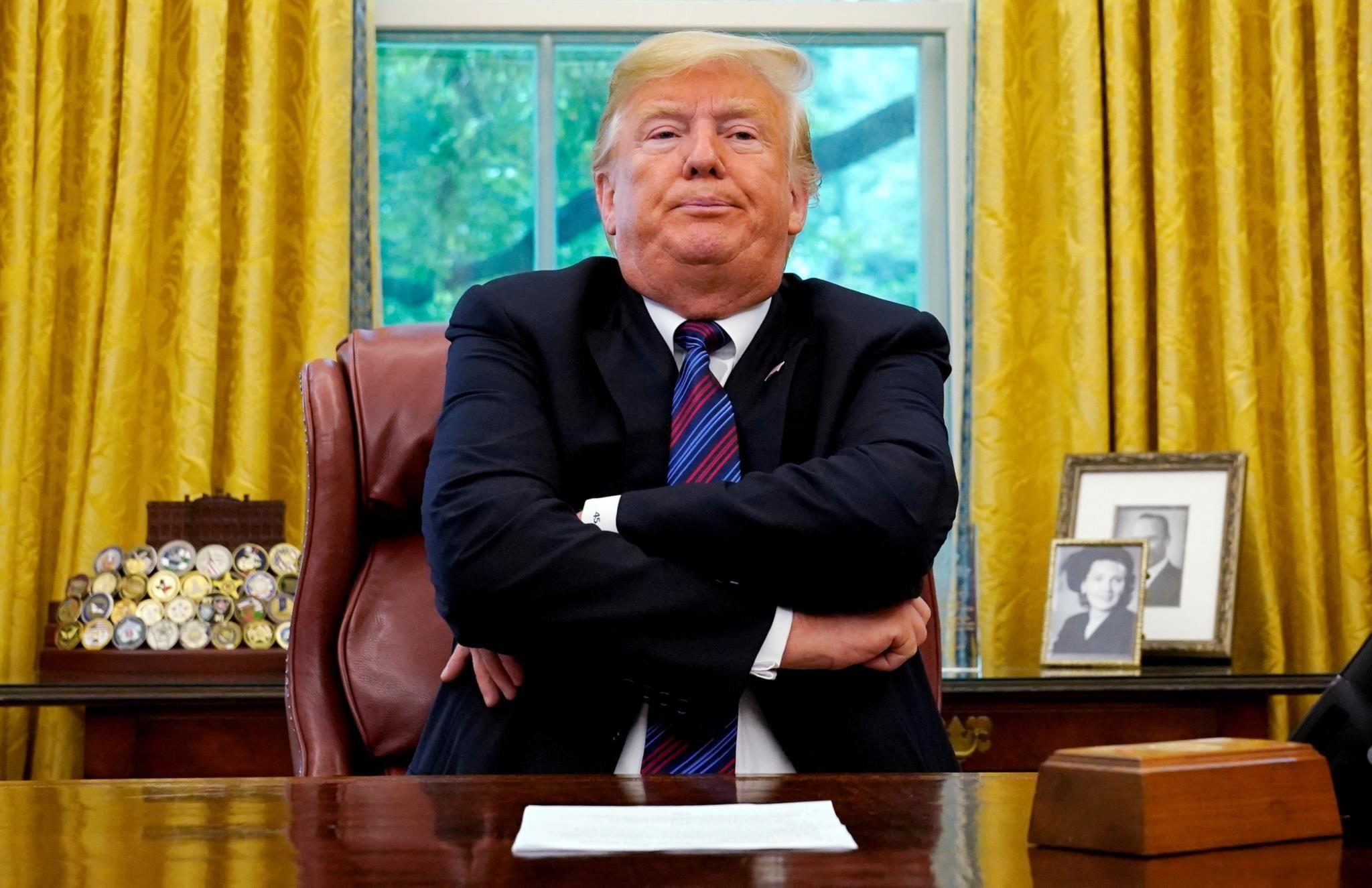 Donald Trump quiere destituir al presidente de la Reserva Federal