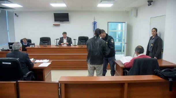 Alexis Poblete acusado de quemar casas por vengar la muerte de su hermano.