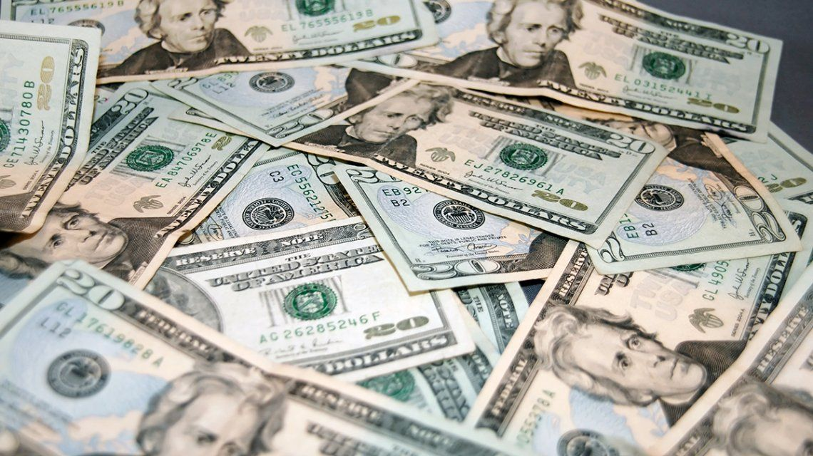El dólar hoy abrió estable