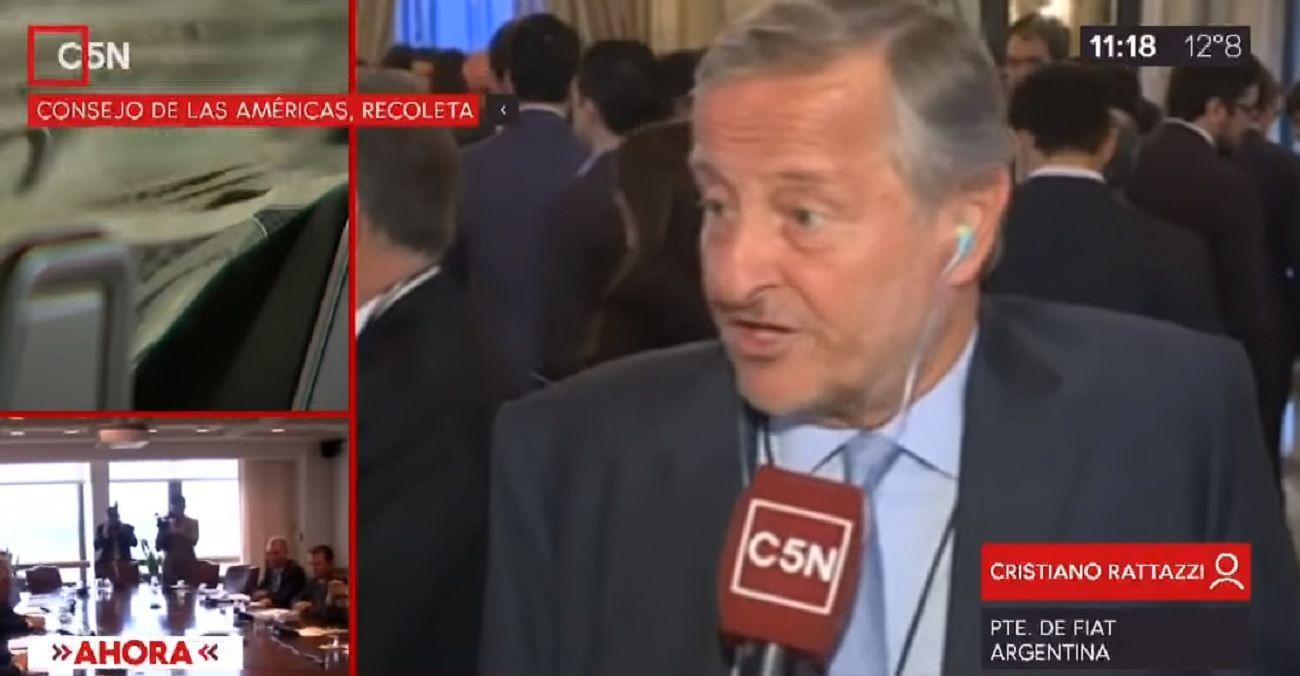 Megadevaluación: Rattazzi elogió al Gobierno, pidió liberar el dólar y reclamó la reforma laboral