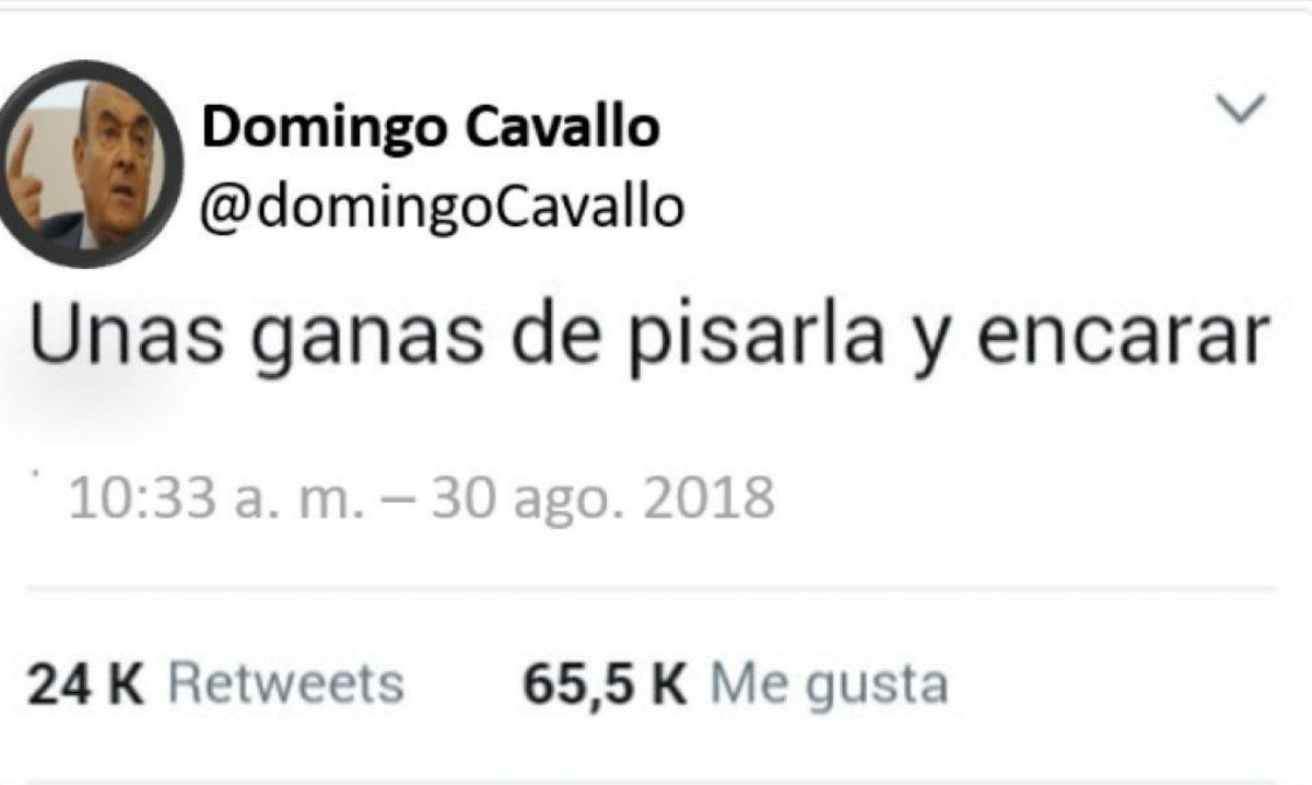 Ricky Cavallo modo on