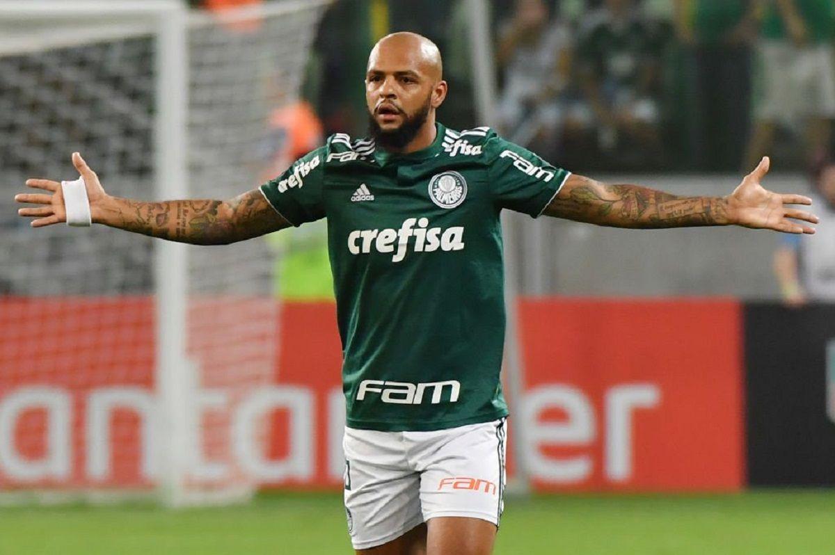 Felipe Melo fue otra vez expulsado