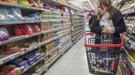 La megadevaluación sacó los productos de las góndolas