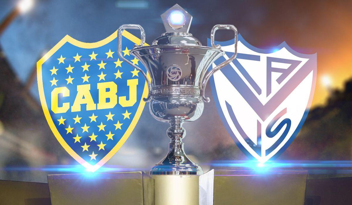 Boca - Vélez por la fecha 4 de la Superliga: horario, formaciones y TV