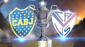 Boca - Vélez por la fecha 4 de la Superliga: horario