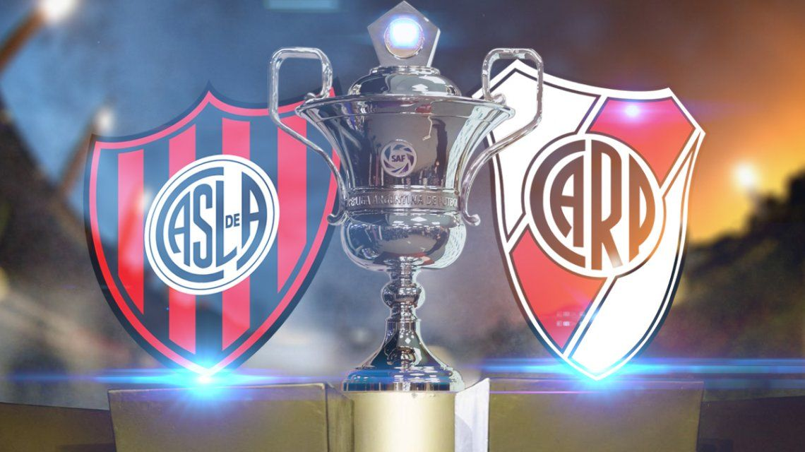 San Lorenzo - River por la fecha 4 de la Superliga: horario, fornaciones y TV