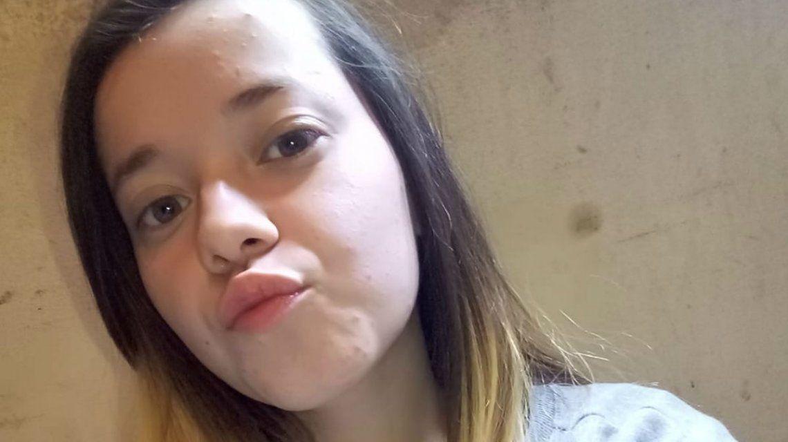 Milagros tiene 19 años y está desaparecida desde el domingo