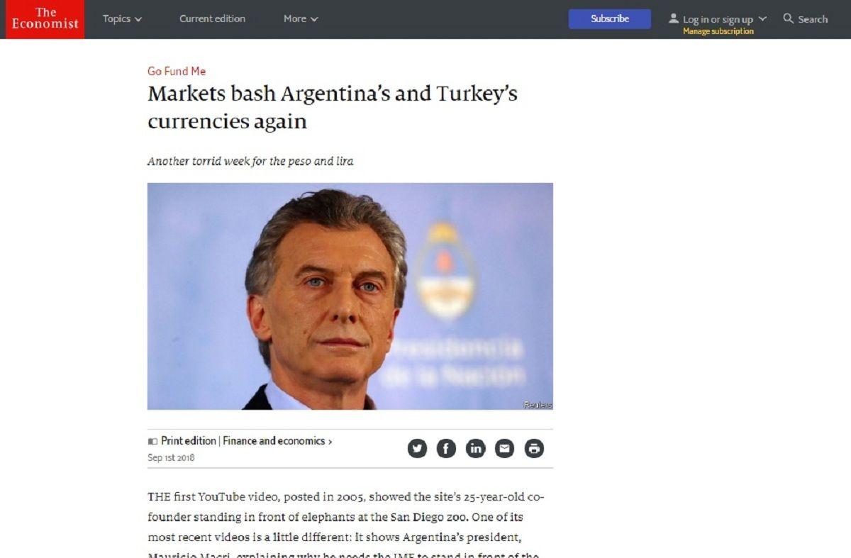 Argentina y Turquía