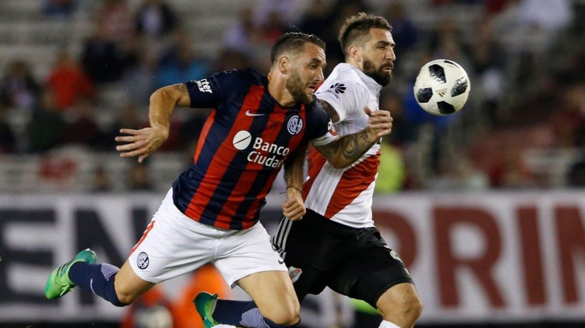 San Lorenzo vs. River