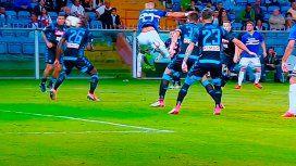 El gol de año: un histórico del fútbol italiano hizo un taco en el aire que sorprendió a todos