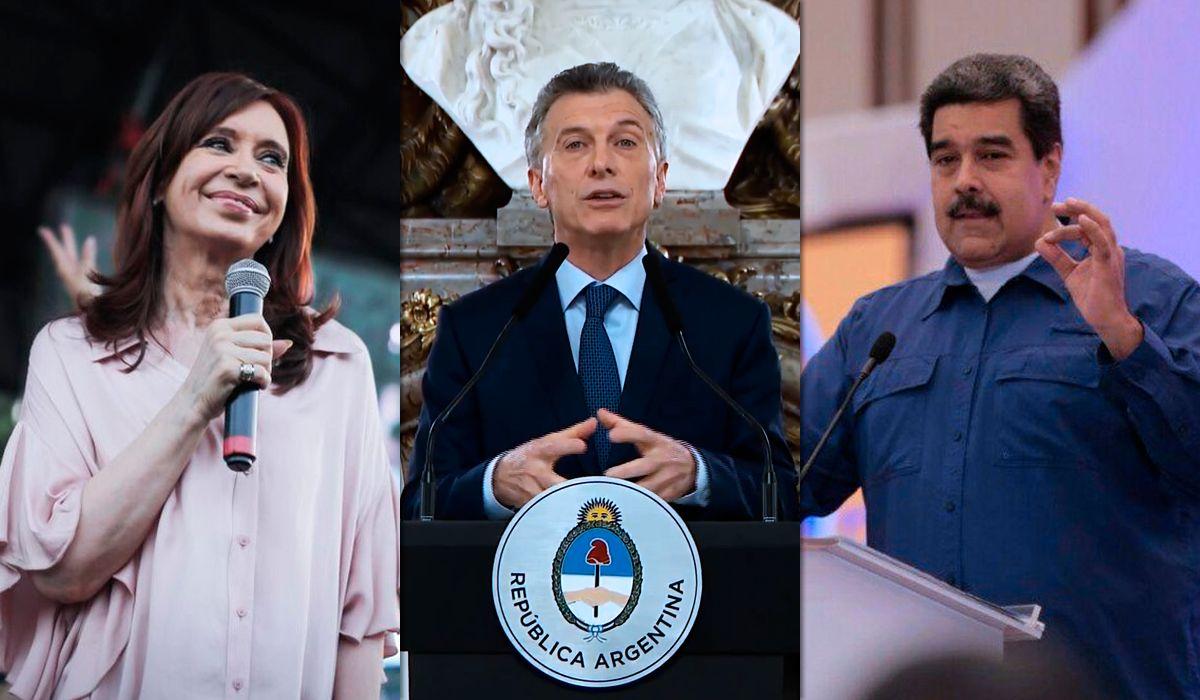 Pesada herencia, Venezuela y cuadernos: las explicaciones de Macri a la nueva crisis de la Argentina