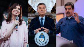 Pesada herencia, Venezuela y cuadernos: las explicaciones de Macri a la nueva crisis