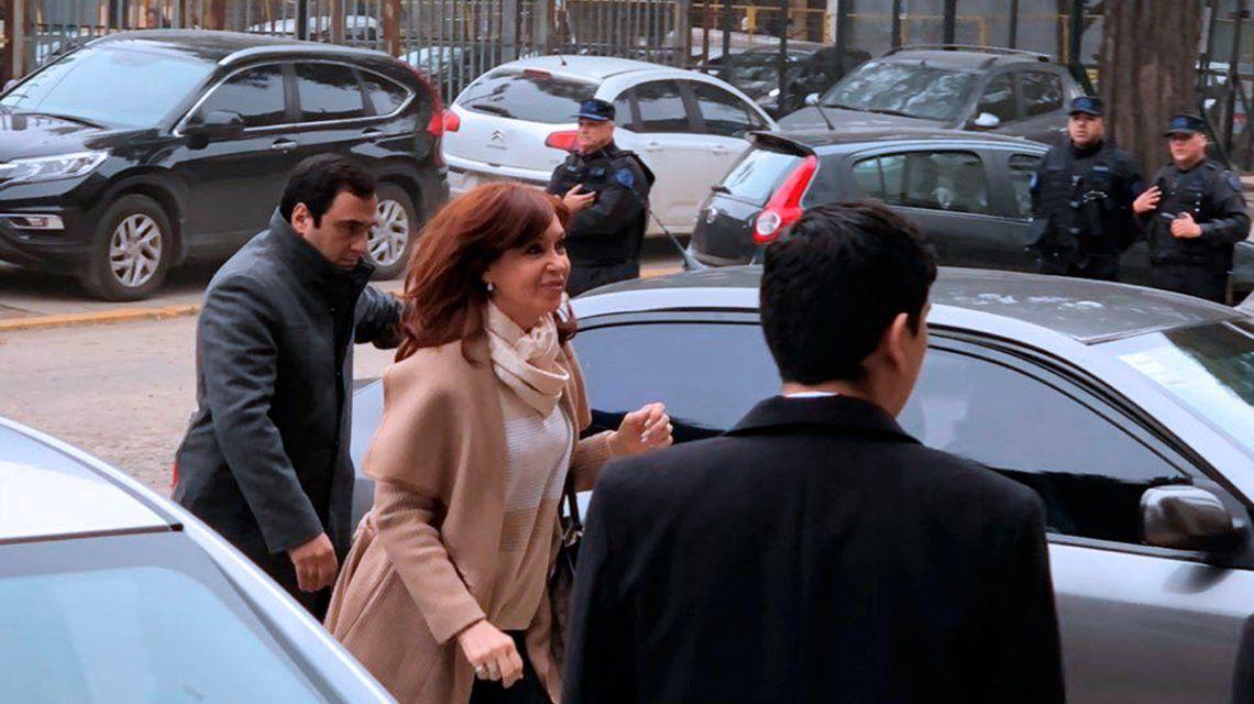 Bonadio procesó con prisión preventiva a Cristina Kirchner por la causa de los cuadernos