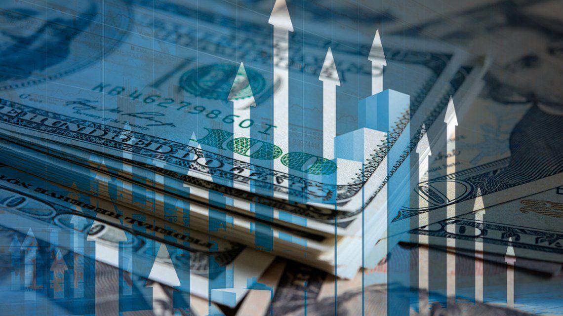El dólar sigue subiendo tras el aumento de ayer