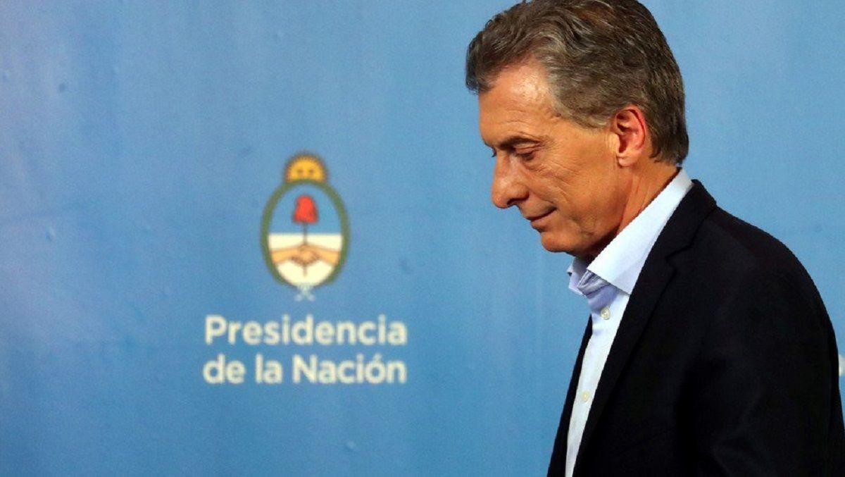 Macri agradece que lo banquen a los mismos trabajadores que critica