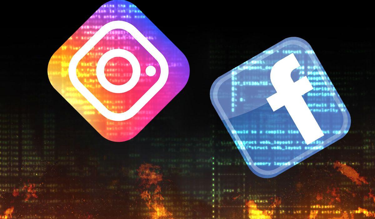 Se cayeron Facebook e Instagram a nivel global