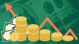 El dólar arrancó la semana en alza: avanzó 39 centavos y cerró a $38