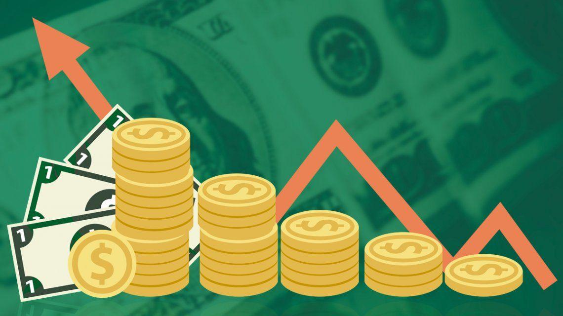 El dólar arrancó la semana en alza: avanzó 39 centavos y cerró a $38,20