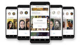Una app de Google te reconoce entre miles de obras de arte