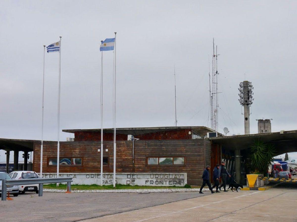 La aduana uruguaya puso límites para el ingreso de comida argentina