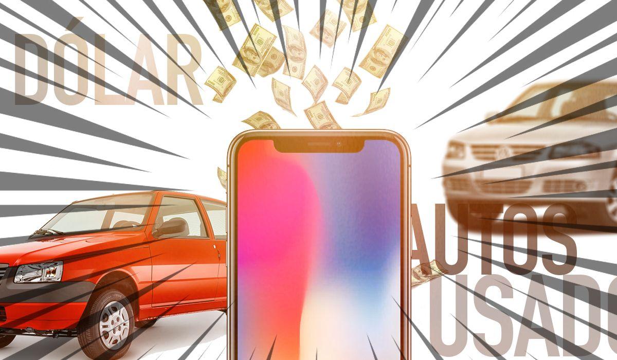 Efecto megadevaluación: comprar un iPhone X es más caro que un auto usado