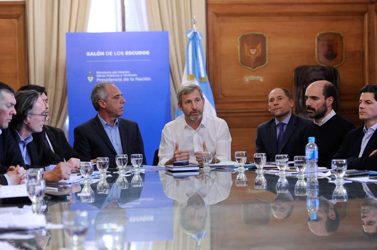 Frigerio convocó a los ministros de Economía de todas las provincias