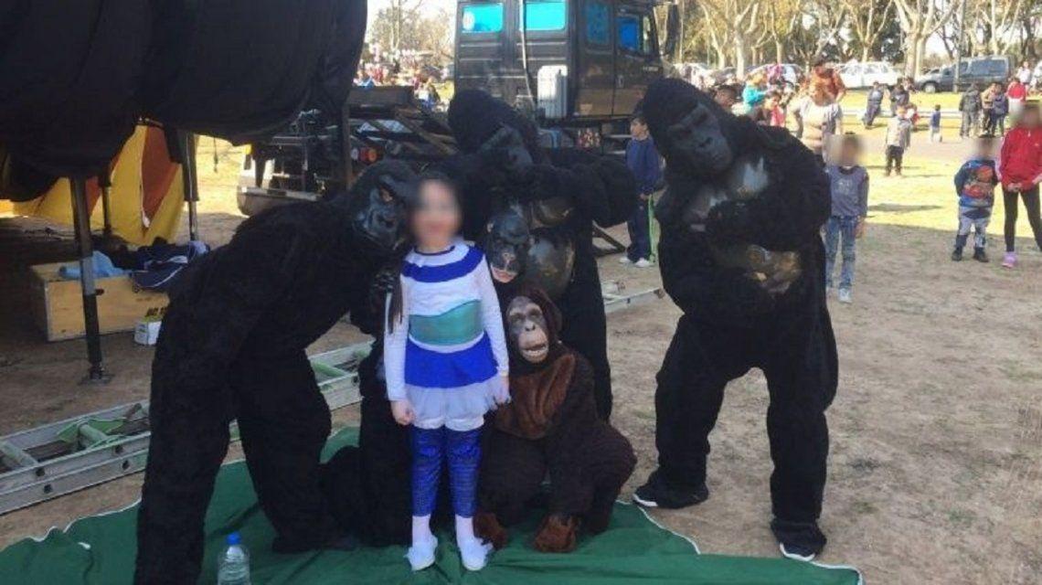 Argentinidad| Denunciaron a un circo por maltrato animal pero resultaron ser personas