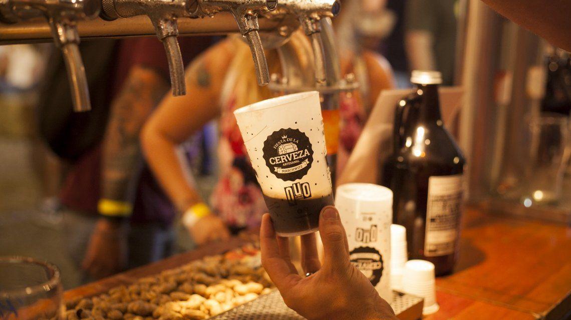 ¿Fanático? Llega a Pilar la Fiesta de la Cerveza Artesanal
