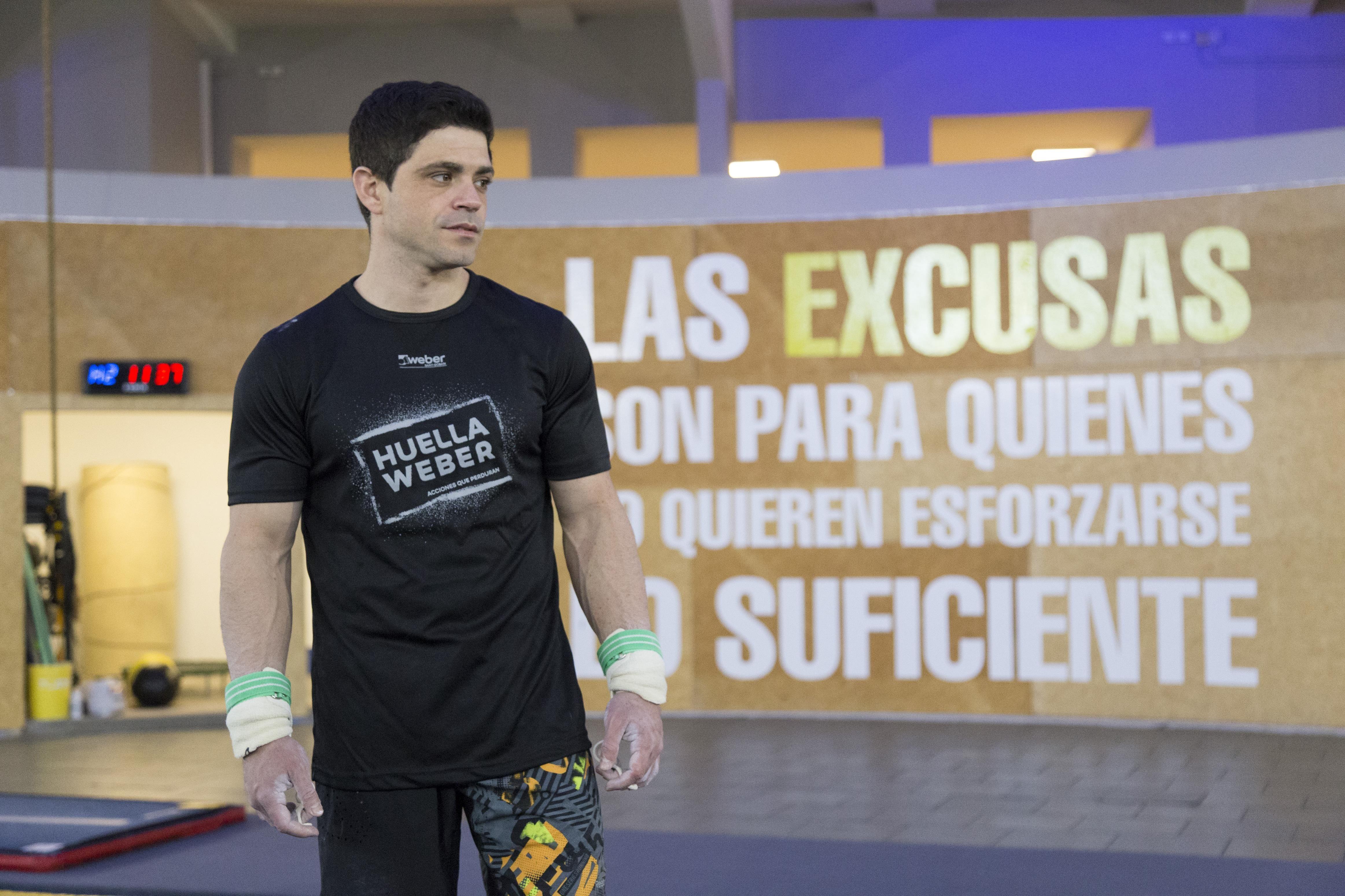 Federico Molinari, el gimnasta todoterreno que ahora va por más