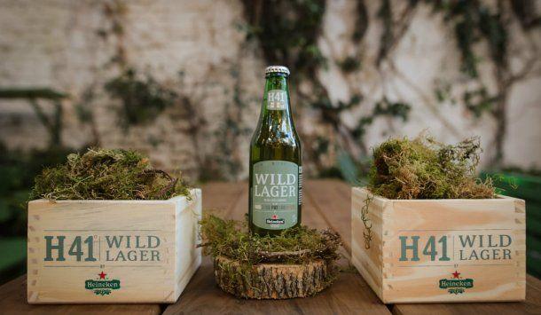 La lager salvaje de Heineken tiene raíces argentinas