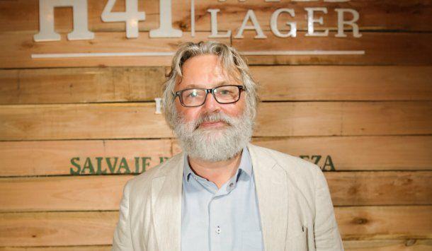 Willem Van Waesberghe, maestro cervecero de Heineken, de charla con minutouno.com
