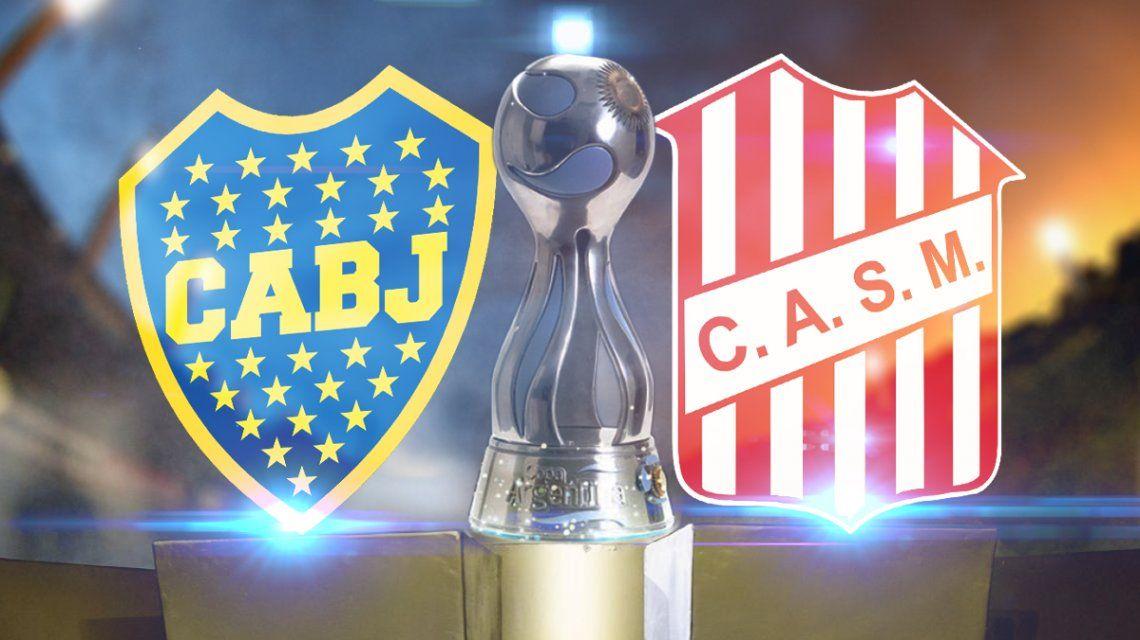 Copa Argentina| El sueño tucumano de eliminar a Boca