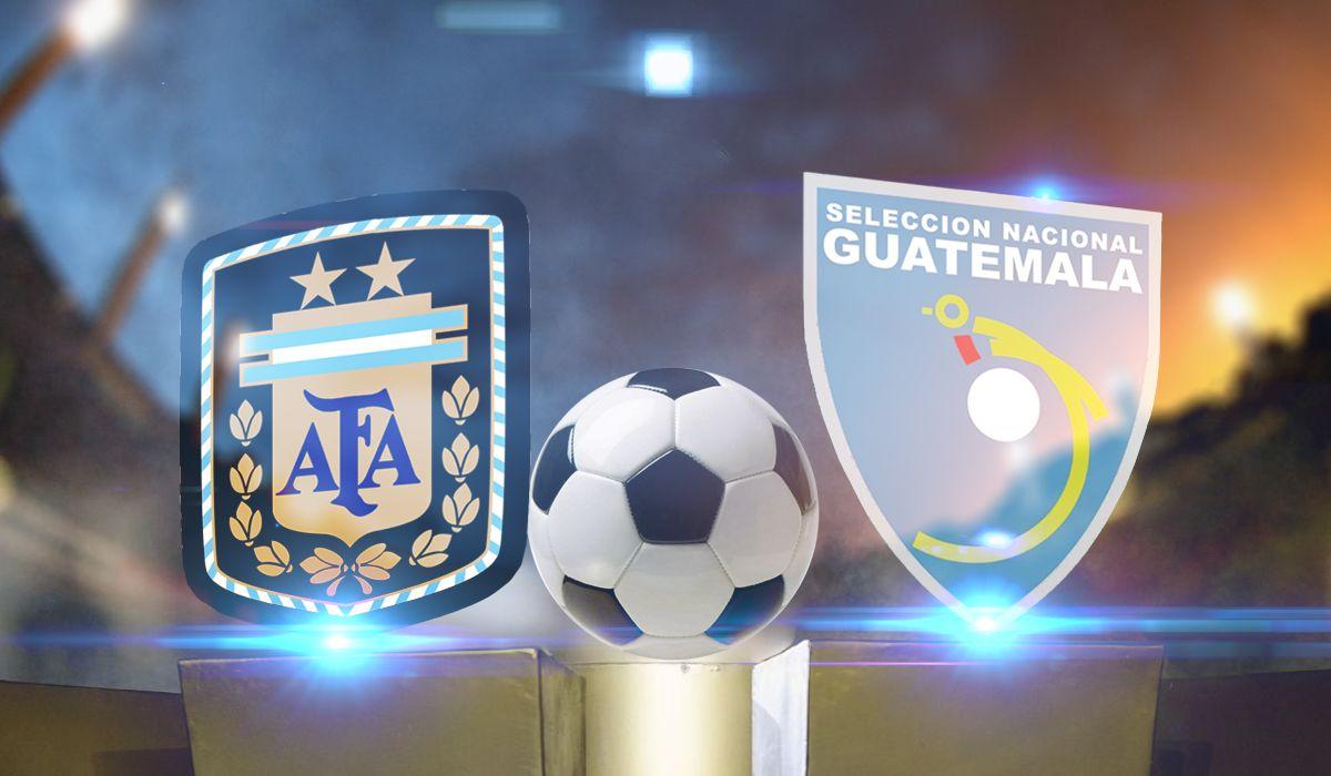 Argentina vs Guatemala