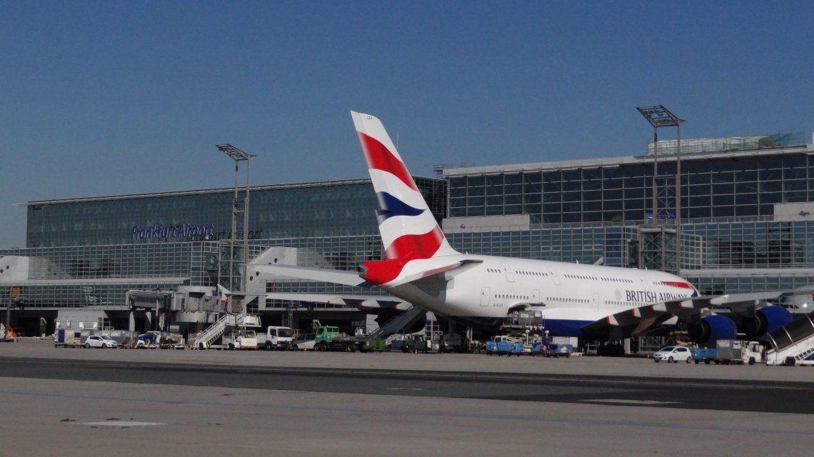 British Airways reveló que robaron los datos de sus clientes