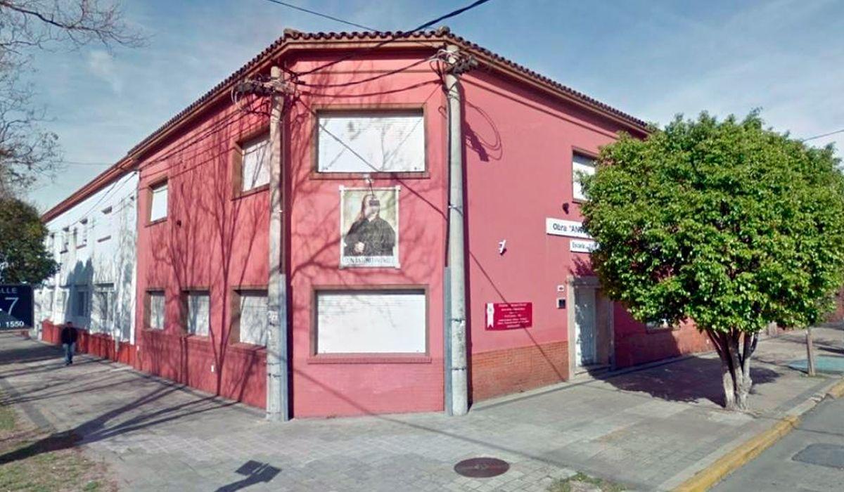 Este jueves fue allanado el instituto de La Plata en busca de pruebas de abuso sexual