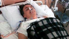 Tras ser apuñalado, Bolsonaro habló desde el hospital: Nunca le hice mal a nadie