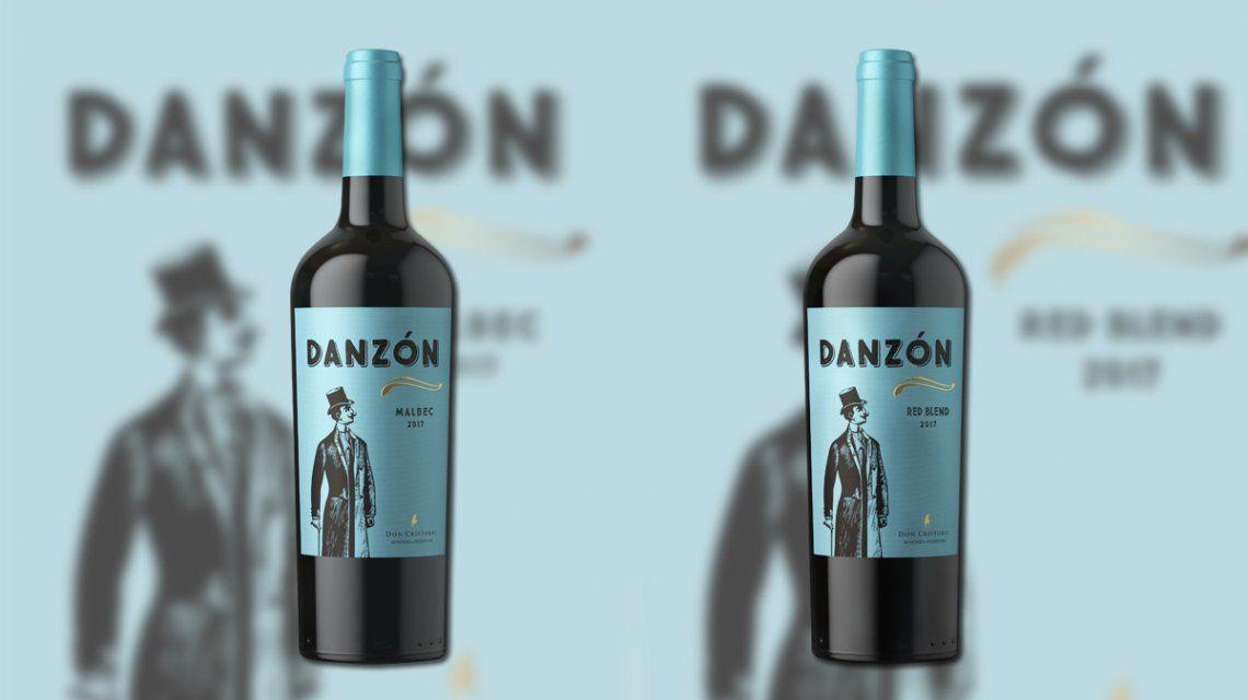 Apasionante, seductor y vibrante: Danzón, la nueva línea de vino joven de Don Cristóbal