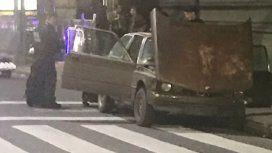 Alarma por un presunto auto bomba cerca del Congreso - Crédito:@gsued