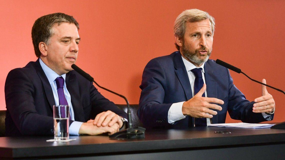 Nicolás Dujovne y Rogelio Friger