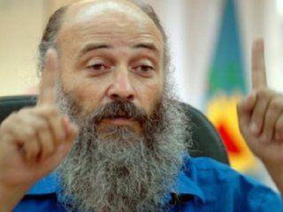 Emilio Pérsico, referente del Movimiento Evita