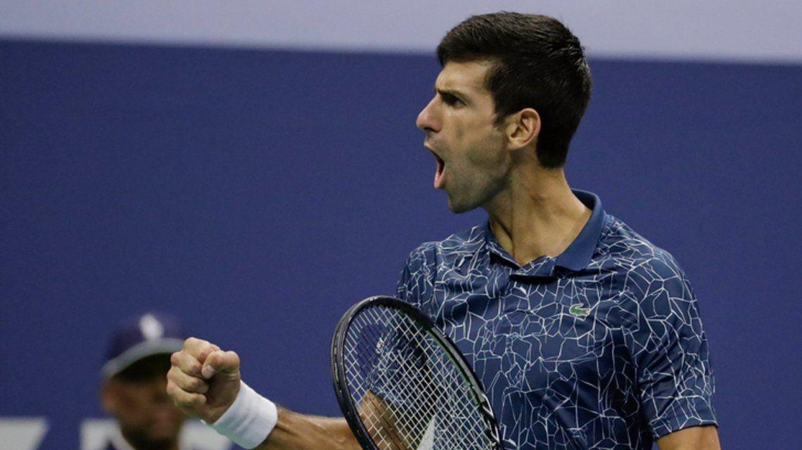 Djokovic venció a Del Potro y y se quedó con el US Open y el número 3 del mundo