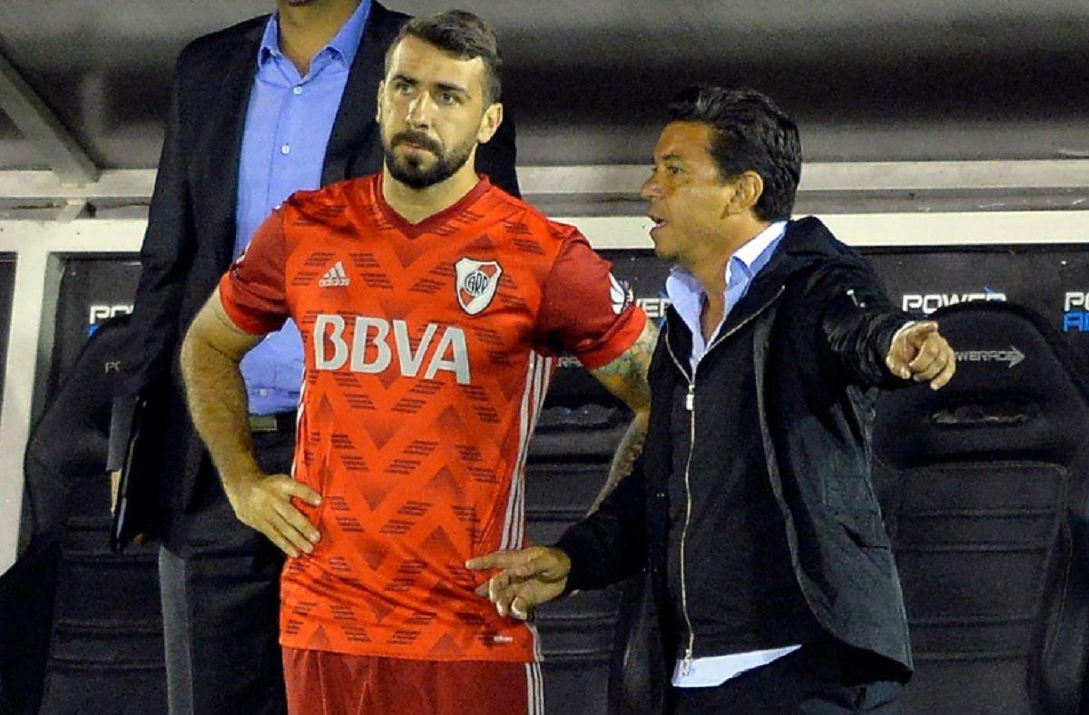 Pratto: La Selección necesita un director técnico como Gallardo