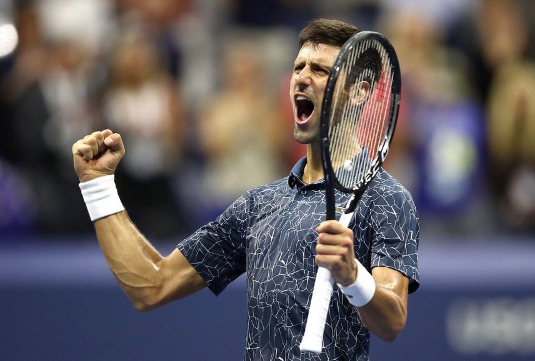 Djokovic venció a Del Potro y se quedó con el US Open