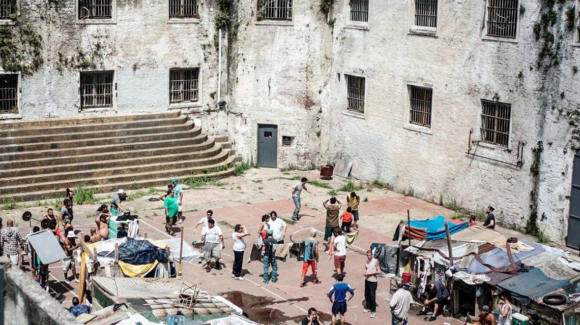 Transformarán a la ex Cárcel de Caseros en un edificio gubernamental