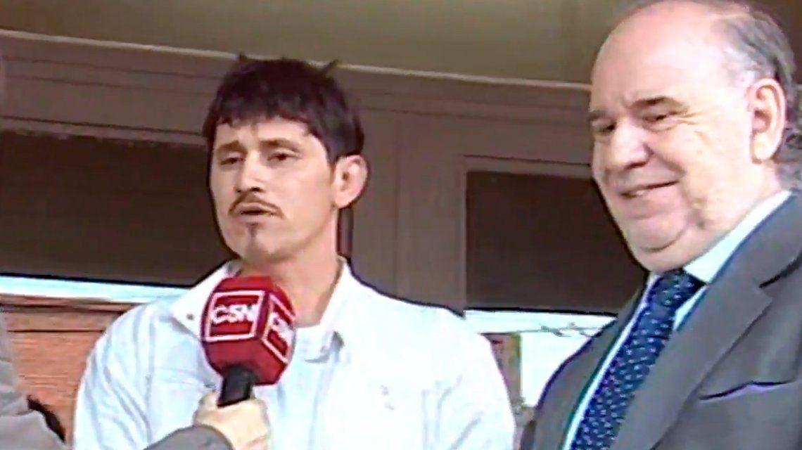 El carnicero que atropelló y mató a un ladrón comenzó a ser juzgado