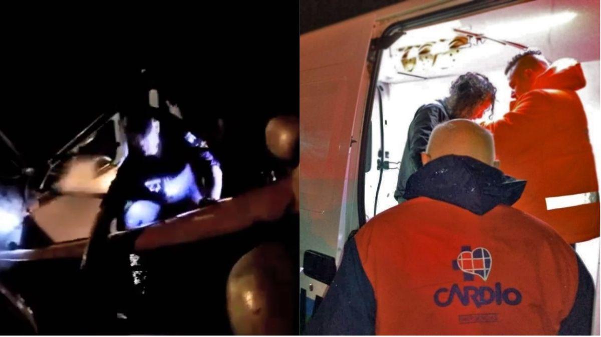 Prefectura rescató a un marinero en Mar del Plata