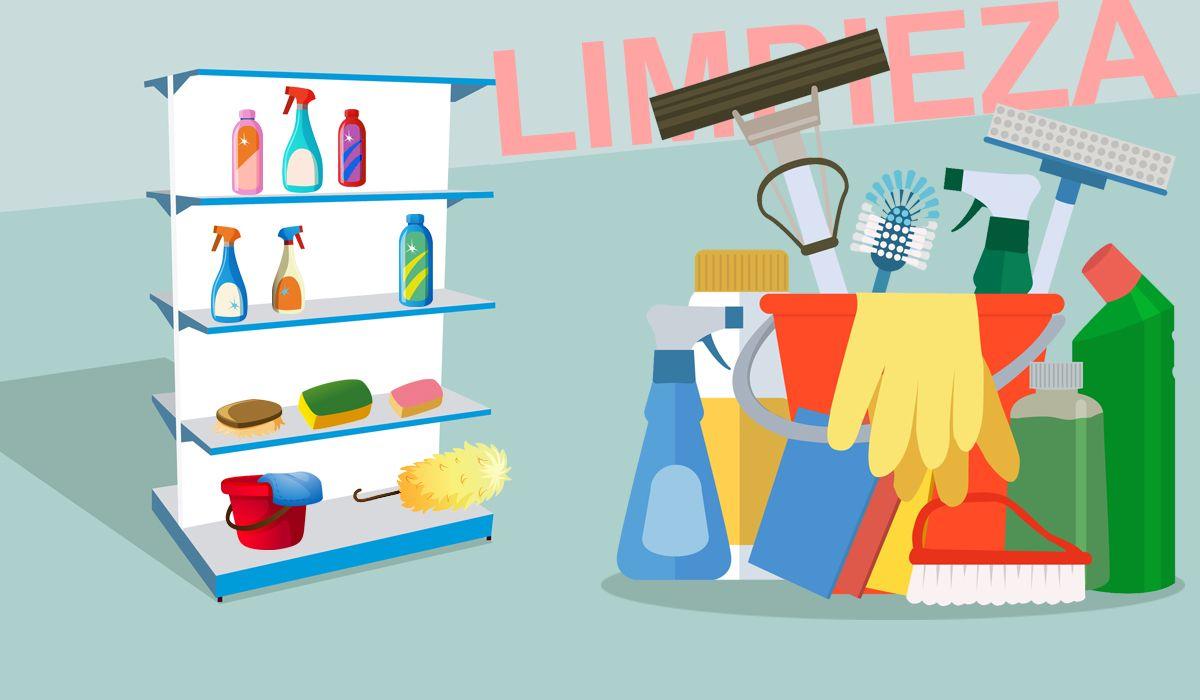 Prohíben el uso y venta de productos de limpieza de una primera marca: la lista completa