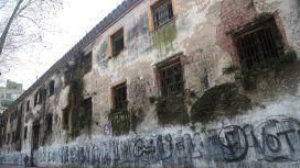 Cárcel de Caseros - Crédito: @horaciorlarreta
