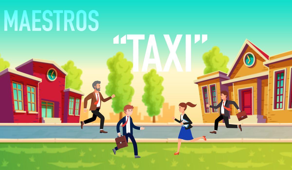 Maestros taxi: uno de cada tres docentes tiene que trabajar en más de una escuela