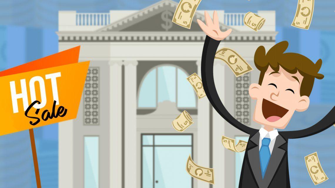 Alto riesgo, suba de tasas y devaluación: lo que nadie dice del hot sale de dólares